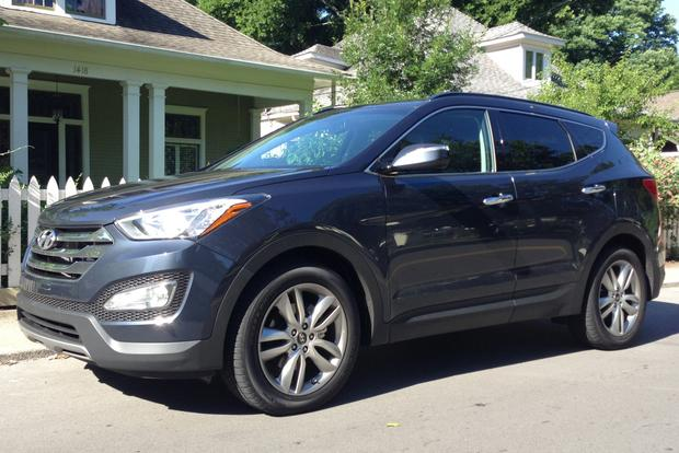 2013 Hyundai Santa Fe Sport: Storage Space Featured Image Large Thumb0