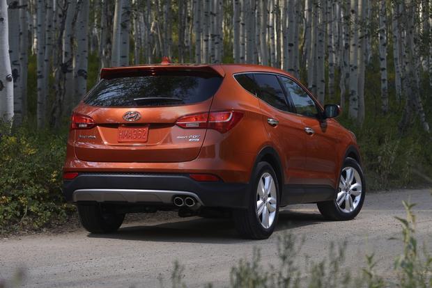 2013 Hyundai Santa Fe - Image Gallery featured image large thumb2