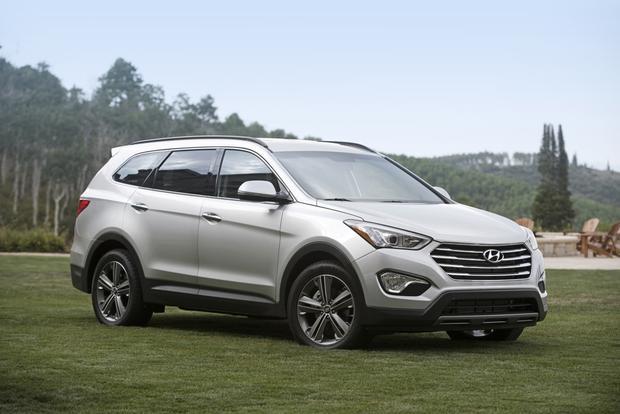 Hyundai Santa Fe 2008 >> 2013 Hyundai Santa Fe Sport: New Car Review - Autotrader