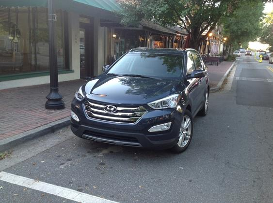2013 Hyundai Santa Fe Sport: More First Impressions featured image large thumb1