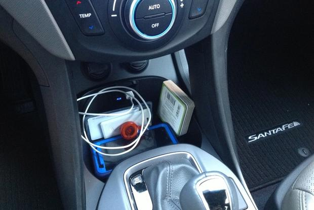 2013 Hyundai Santa Fe Sport: Storage Space featured image large thumb5