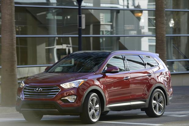 2013 Hyundai Santa Fe: New Car Review