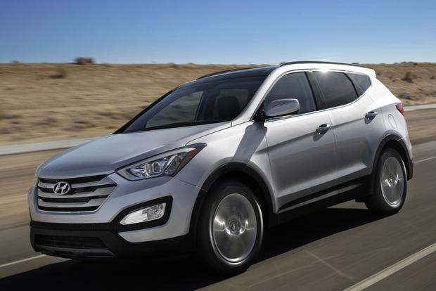 2014 hyundai santa fe sport new car review autotrader. Black Bedroom Furniture Sets. Home Design Ideas