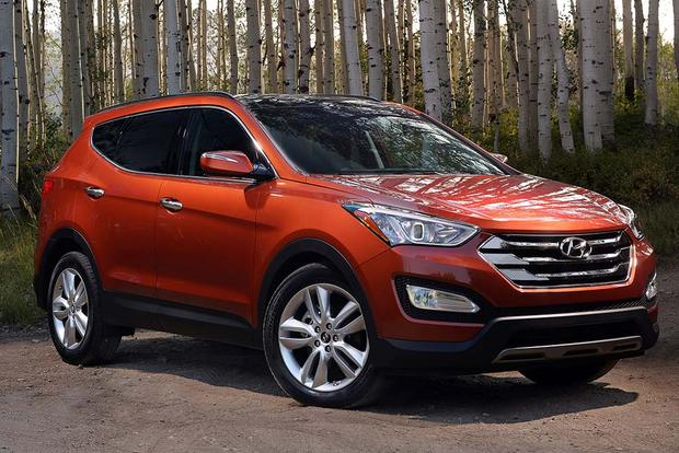 2016 Hyundai Santa Fe vs. Hyundai Santa Fe Sport: What's the Difference?