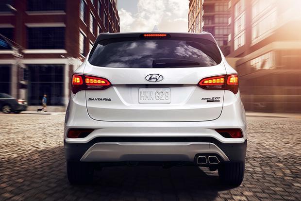 2017 Hyundai Santa Fe Sport: New Car Review featured image large thumb2