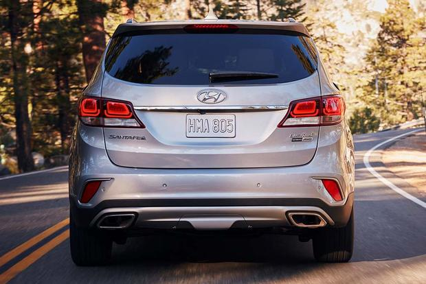 2018 Hyundai Santa Fe: New Car Review featured image large thumb5
