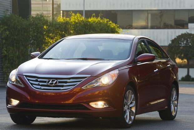 2011-2013 Hyundai Sonata: Used Car Review