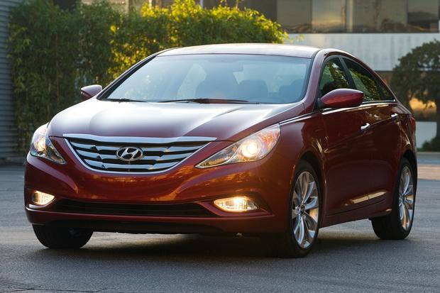 2012 Hyundai Sonata: New Car Review