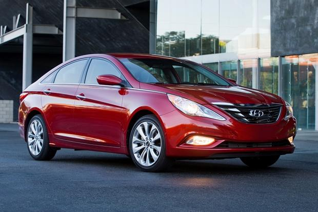 2012 Hyundai Sonata: New Car Review featured image large thumb2