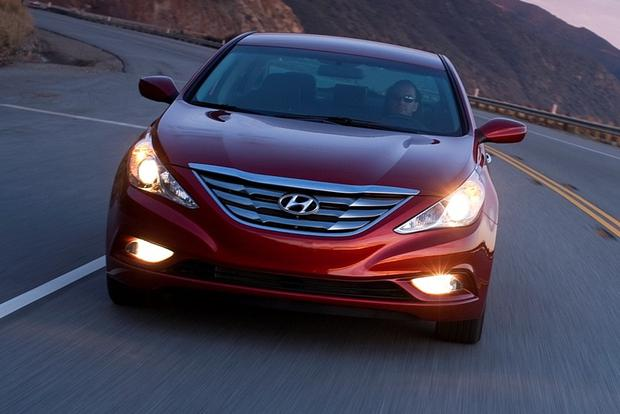 2012 Hyundai Sonata: New Car Review featured image large thumb7