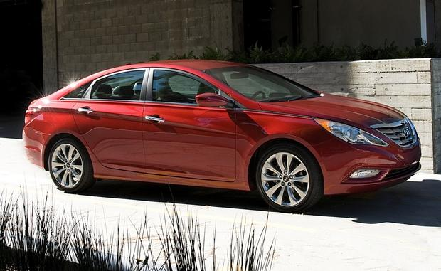 2012 Hyundai Sonata: New Car Review featured image large thumb8