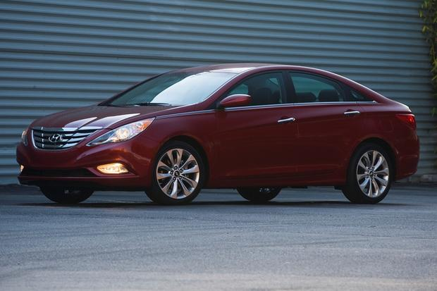 2012 Hyundai Sonata: New Car Review featured image large thumb9