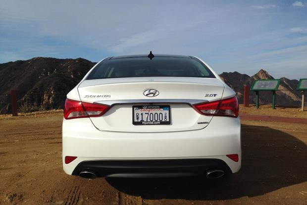 2014 Hyundai Sonata Limited 2 0t Real World Review