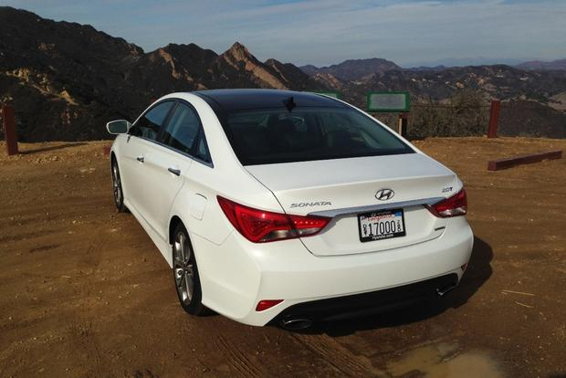 2014 Hyundai Sonata Limited 2 0t Real World Review Autotrader