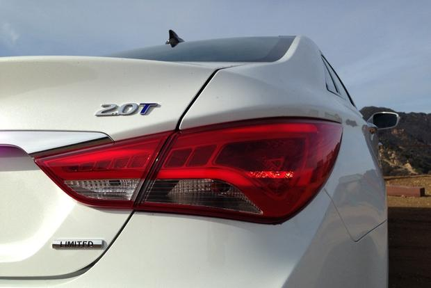 2014 Hyundai Sonata Limited 2.0T: Real World Review featured image large thumb6