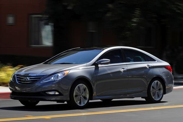 2014 Hyundai Sonata New Car Review Autotrader