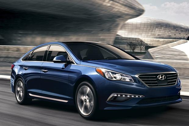 2015 Hyundai Sonata: New Car Review