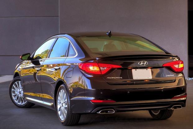 2015 Hyundai Sonata Sport 2 4 Real World Review Autotrader