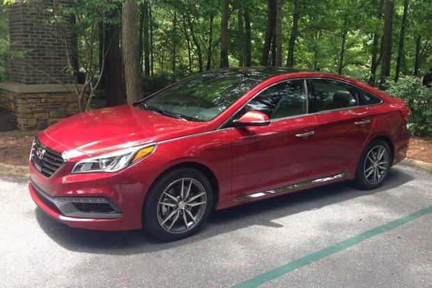 2015 Hyundai Sonata First Drive Review Autotrader