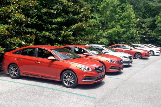2015 Hyundai Sonata: First Drive Review featured image large thumb1
