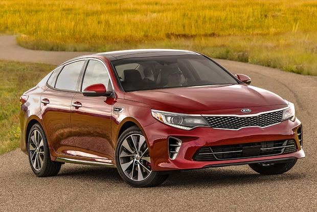 2016 kia optima sx turbo real world review autotrader. Black Bedroom Furniture Sets. Home Design Ideas