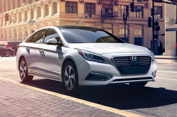 2017 Hyundai Sonata Hybrid: New Car Review