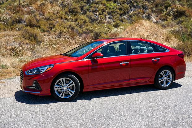 2018 Hyundai Sonata: First Drive Review featured image large thumb2