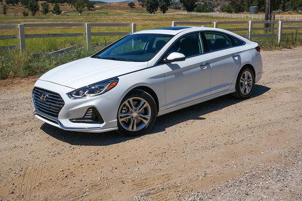 2018 hyundai sonata. exellent sonata 2018 hyundai sonata first drive review featured image large thumb4 in hyundai sonata t
