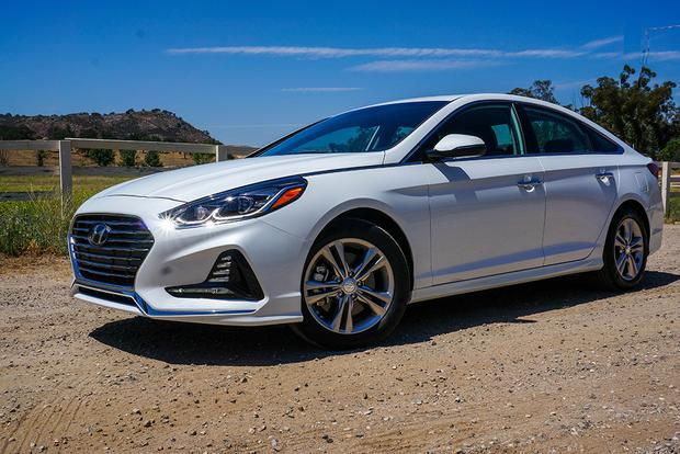 2018 Hyundai Sonata: First Drive Review featured image large thumb5