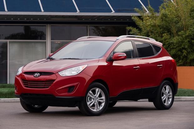 Hyundai tucson gls vs limited