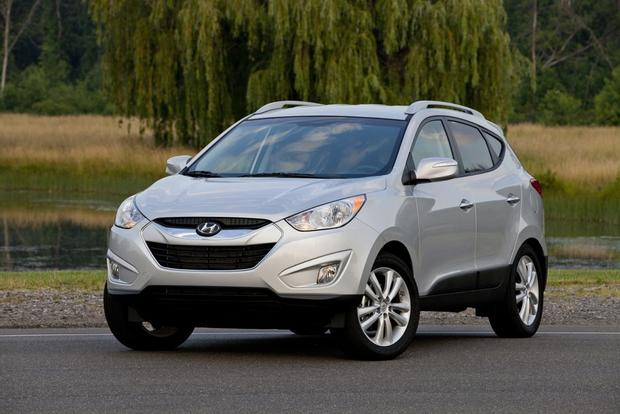 2013 Hyundai Tucson: New Car Review featured image large thumb0