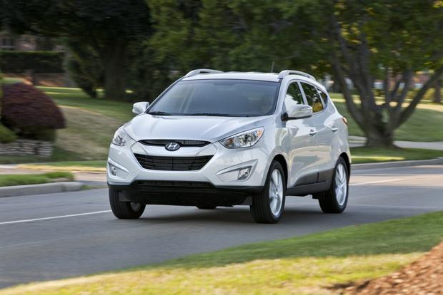 2013 Hyundai Tucson: New Car Review featured image large thumb2