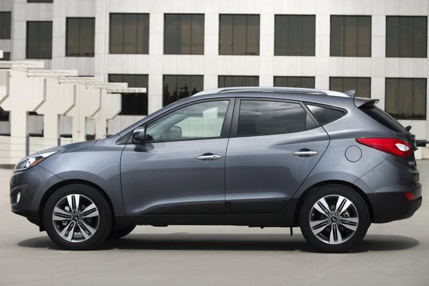 2014 Hyundai Tucson: New Car Review featured image large thumb1