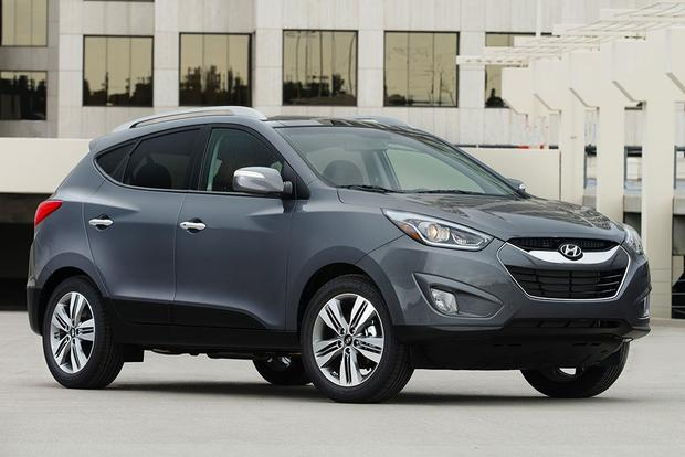2015 Hyundai Tucson: New Car Review featured image large thumb0