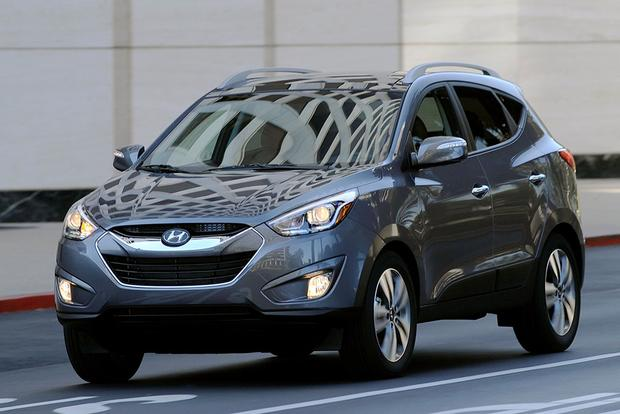 2015 Hyundai Tucson: New Car Review featured image large thumb1