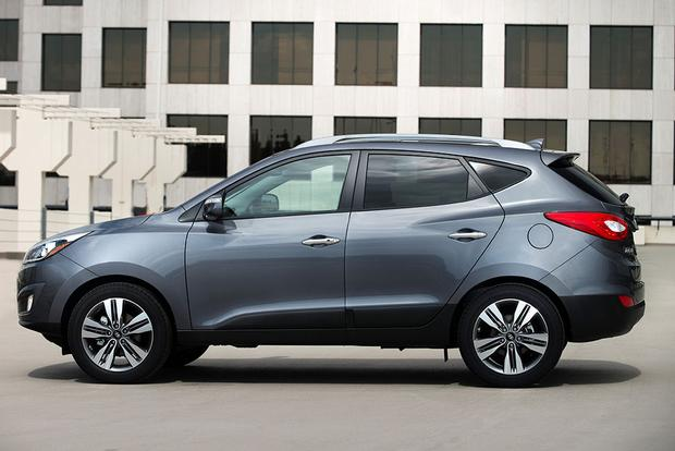 2015 Hyundai Tucson: New Car Review featured image large thumb2