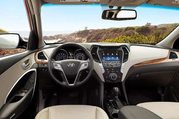 2016 Hyundai Tucson Vs 2015 Hyundai Santa Fe Sport What