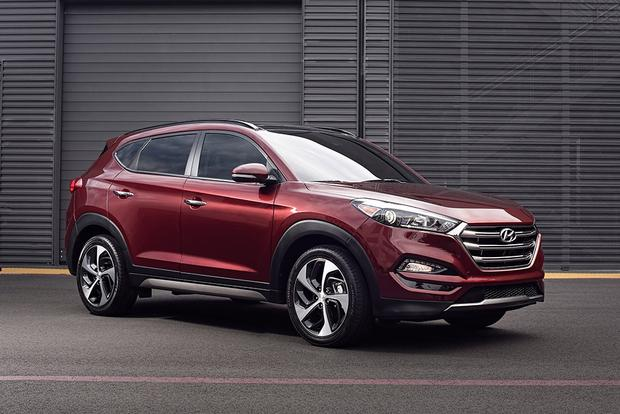 2017 Hyundai Tucson: New Car Review