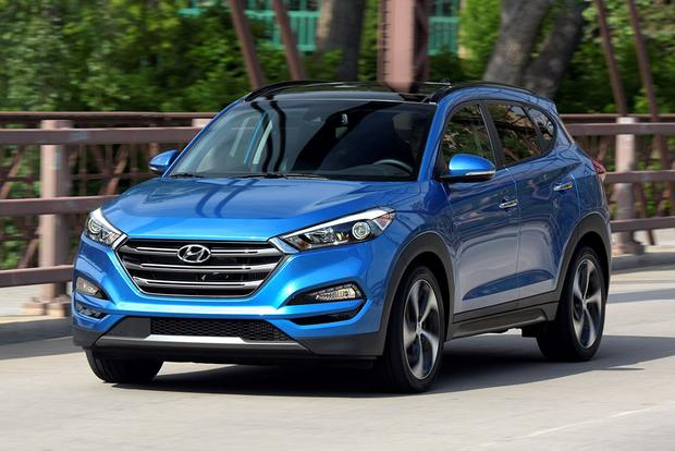 2018 Hyundai Tucson New Car Review Autotrader