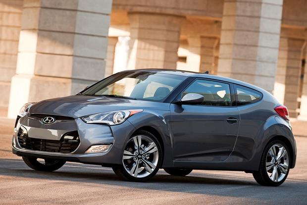 2012 Hyundai Veloster: New Car Review