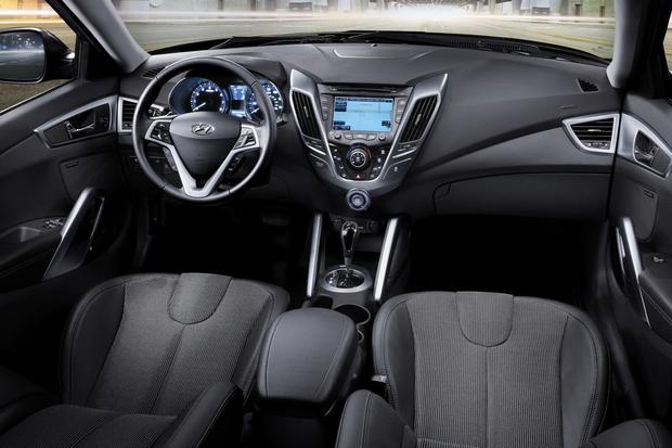 2012 Hyundai Veloster: New Car Review featured image large thumb11