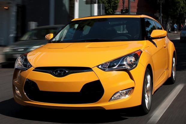 2014 Hyundai Veloster: Used Car Review