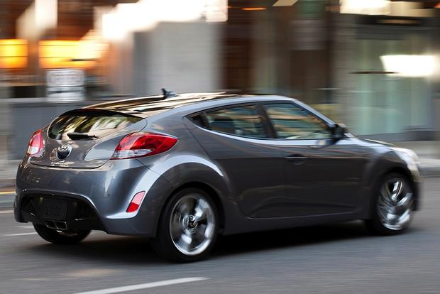 2014 Hyundai Veloster: New Car Review - Autotrader