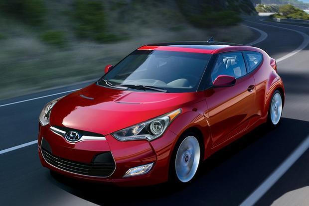 2015 Hyundai Veloster: New Car Review featured image large thumb0