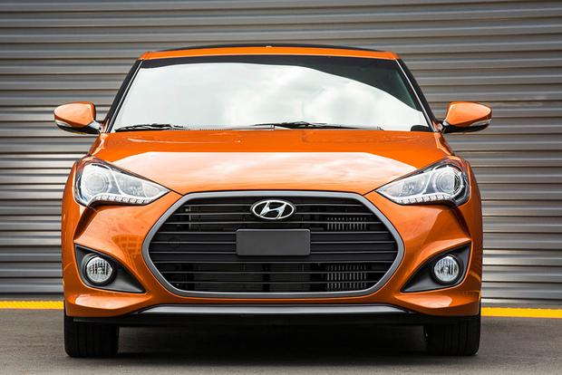 2016 Hyundai Veloster: New Car Review featured image large thumb2