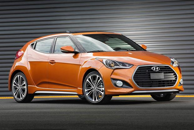 2016 Hyundai Veloster: New Car Review featured image large thumb1