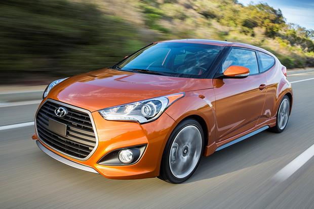 2017 Hyundai Veloster: New Car Review featured image large thumb0