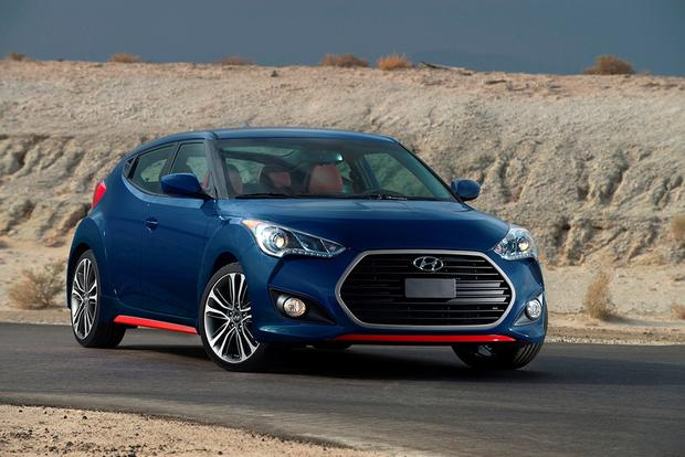 2017 Hyundai Veloster New Car Review Autotrader