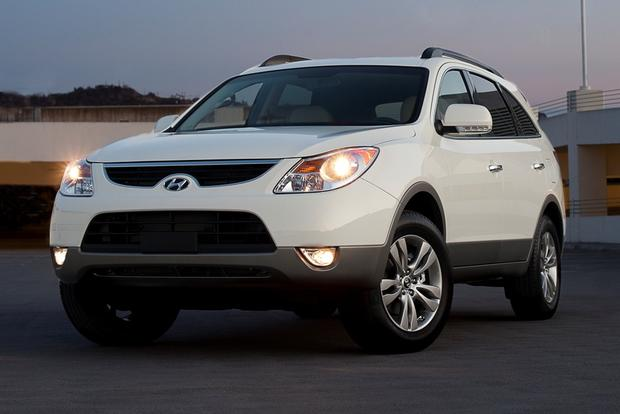 2012 Hyundai Veracruz: New Car Review featured image large thumb2