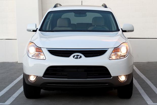 2012 Hyundai Veracruz: New Car Review featured image large thumb4